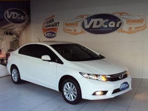 CIVIC LXR - 2014 - Branco [ R$ 62.990,00 ] AMPLIAR!