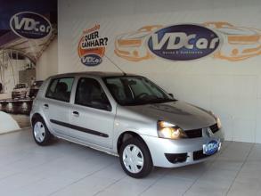 CLIO 1.0 FLX - 2011 - Prata [ R$ 19.990,00 ] AMPLIAR!