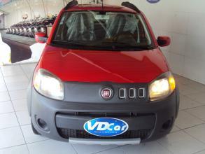 UNO WAY 1.0 FLEX. - 2011 - Vermelho [ R$ 21.990,00 ] AMPLIAR!
