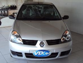 CLIO HATCH 1.0 FLEX - 2011 - Prata [ R$ 19.990,00 ] AMPLIAR!