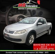 SAVEIRO CE G5 TREND 1.6